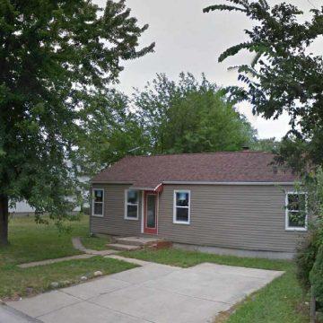 Axl Rose jetoi në këtë shtëpi në Lafayette, Indiana nga 1962 deri në 1982.