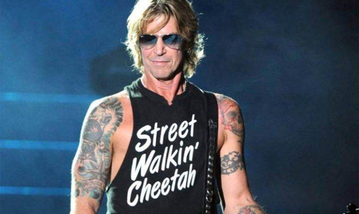 Duff McKagan me album të ri!!!