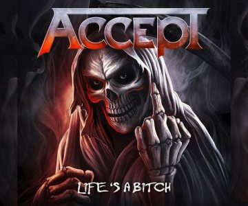 ACCEPT – LIFE'S A BITCH
