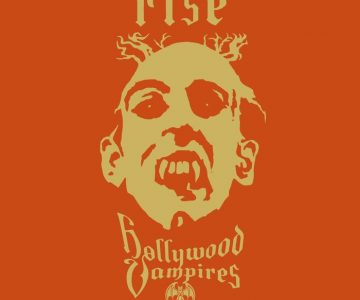 HOLLYWOOD VAMPIRES – WHO'S LAUGHING NOW