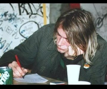 Letra e lamtumirës së Kurt Cobain para vetëvrasjes