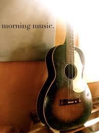 Morning BAR