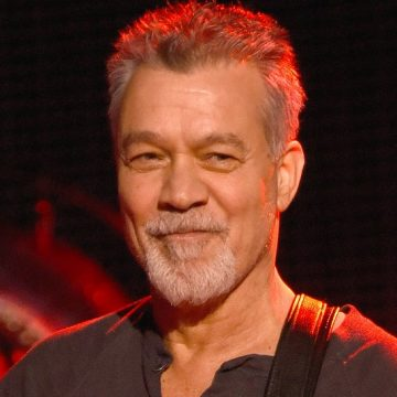 EDDIE VAN HALEN – GONE TODAY AT AGE 65
